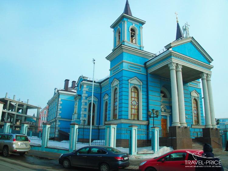 Католический костел Казань