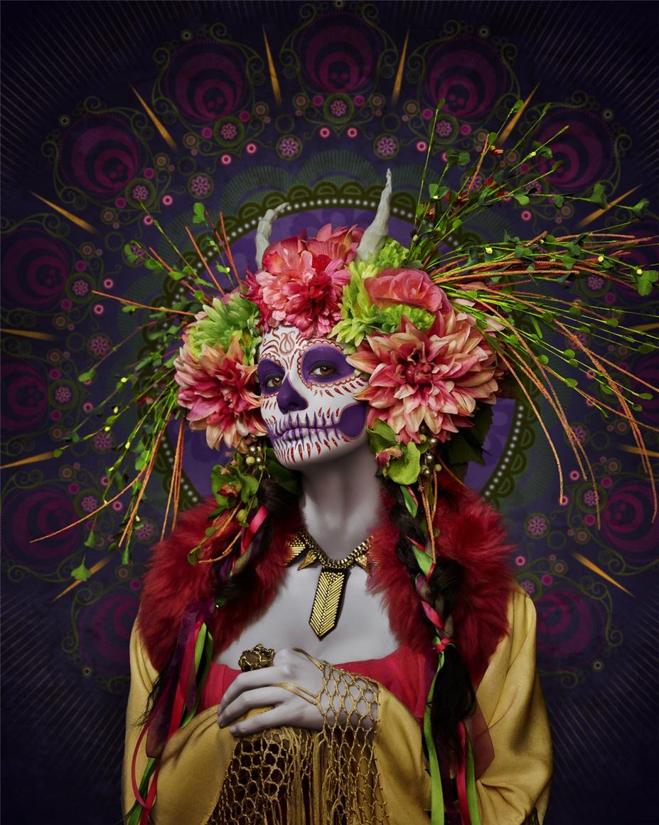 Las Muertas by Tim Tadder