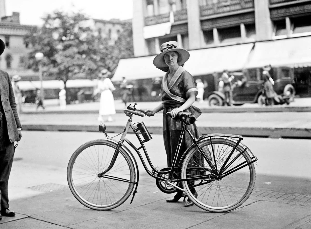 японские велосипеды старые фото