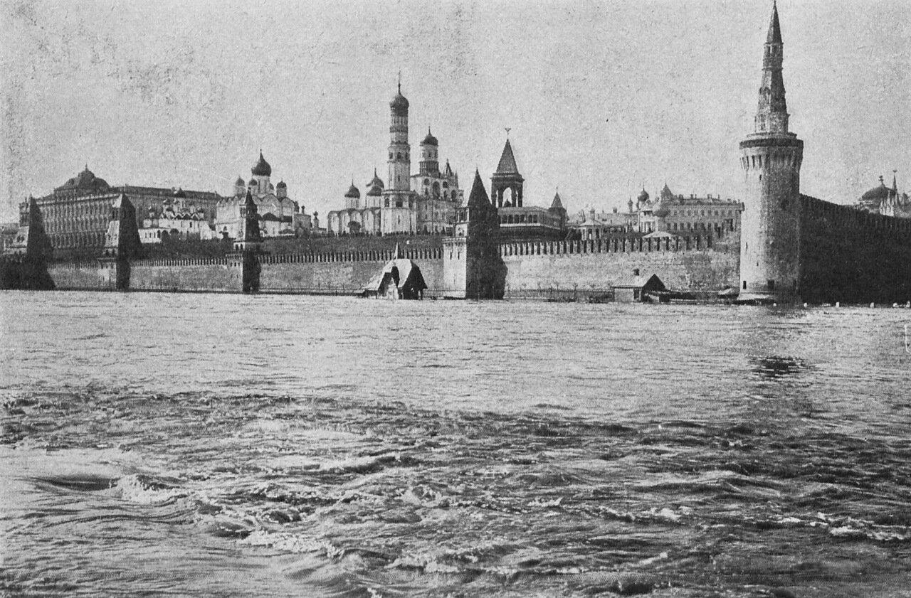 55. Наводнение. Апрель 1908