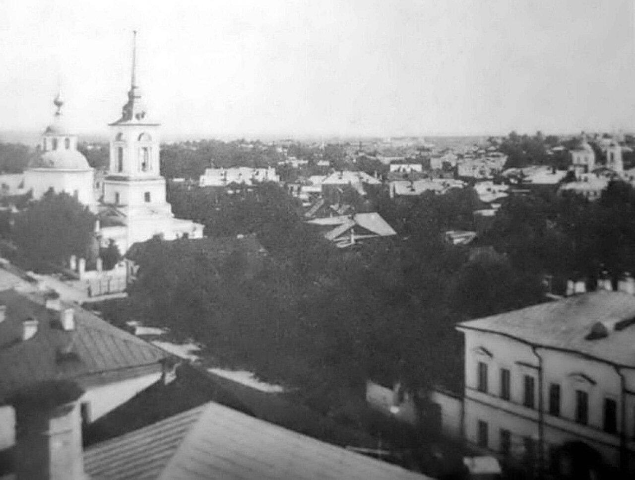 Улица Тихоновская