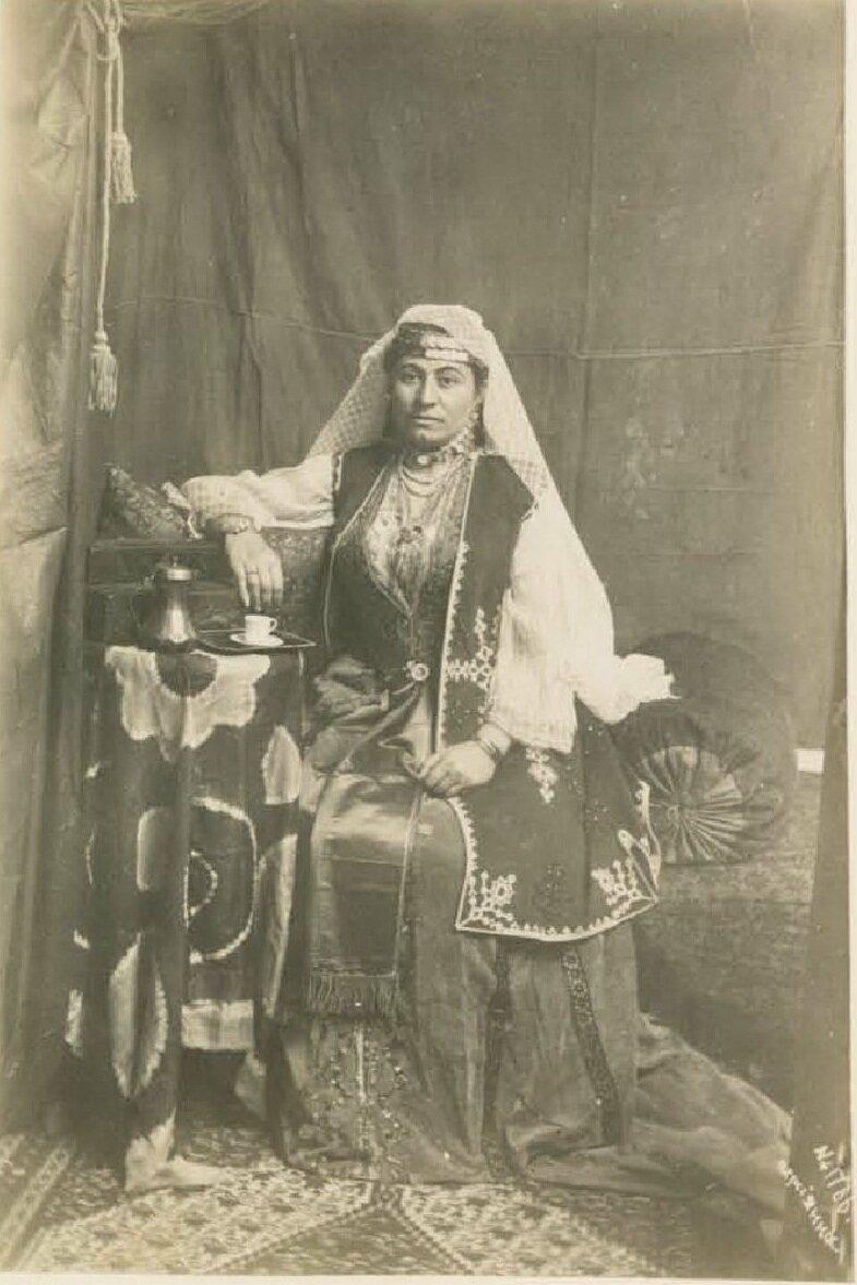 18. Персиянка