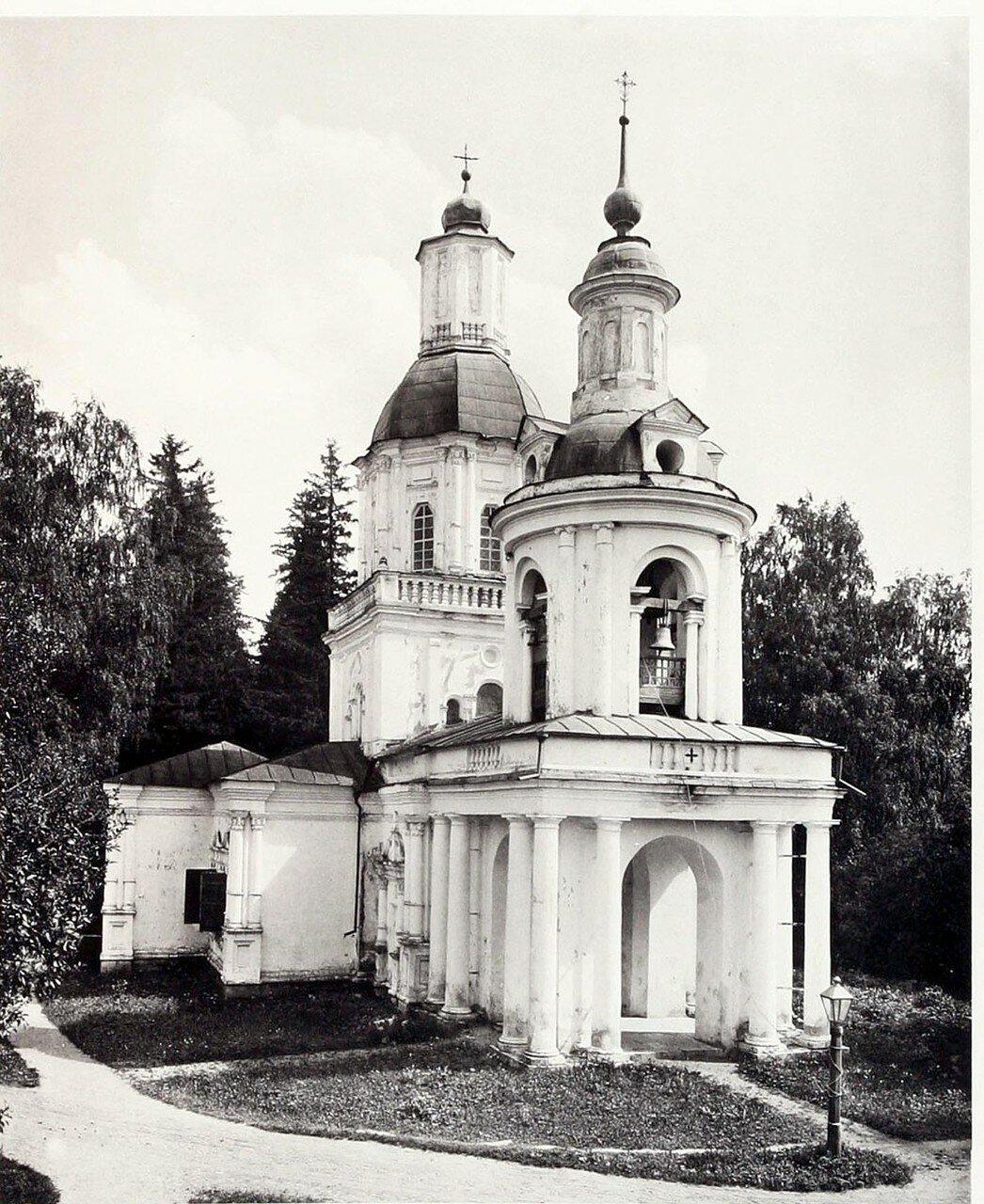 440. Окрестности Москвы. Церковь в селе Свиблово