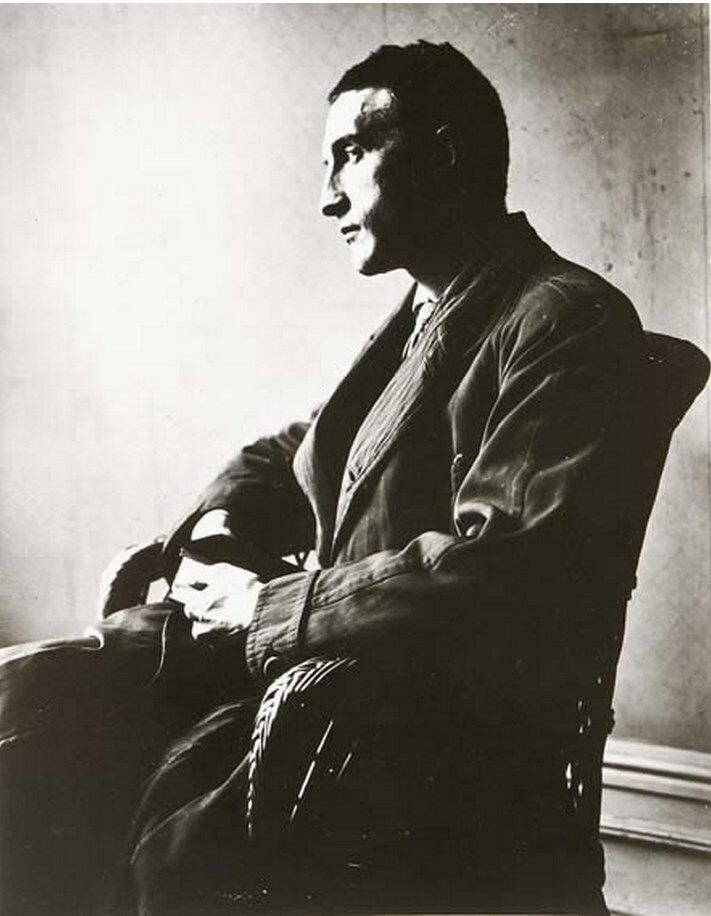 1916. Марсель Дюшан (художник)