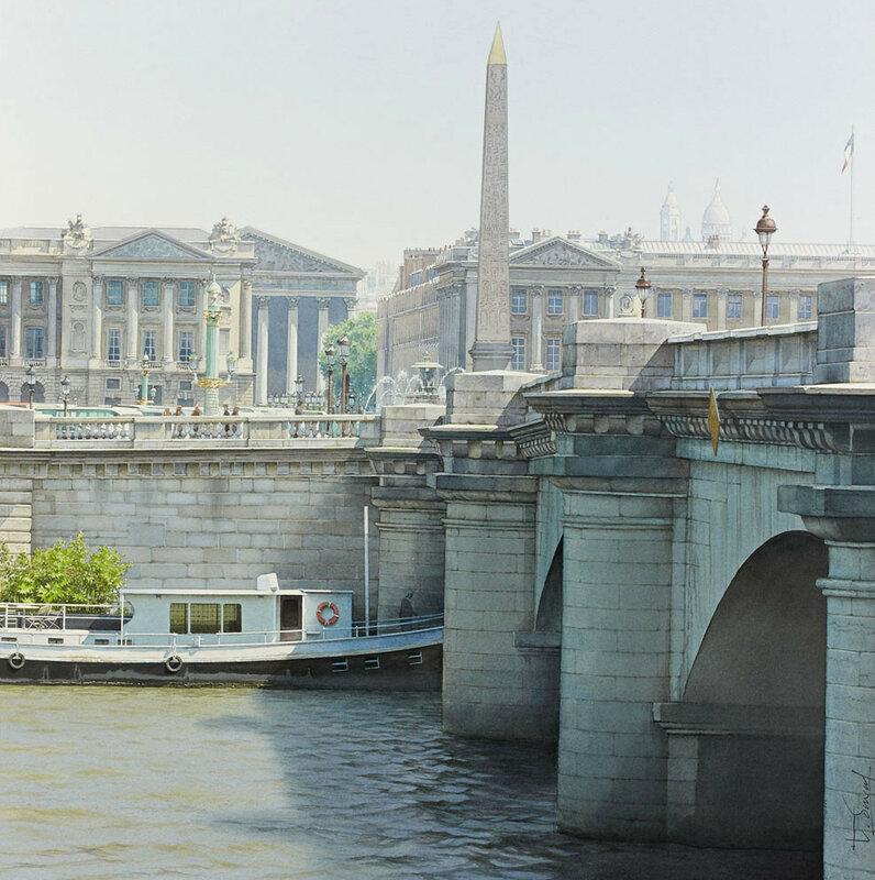 Le grand Carré de Paris