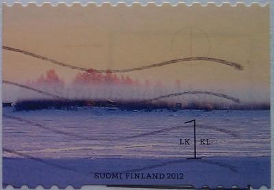 финляндия 2012 зимний туман 1