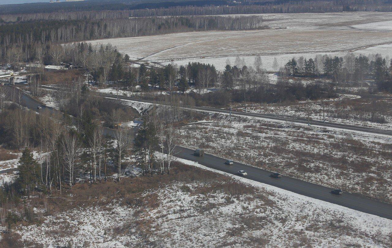 Tyumen highway.