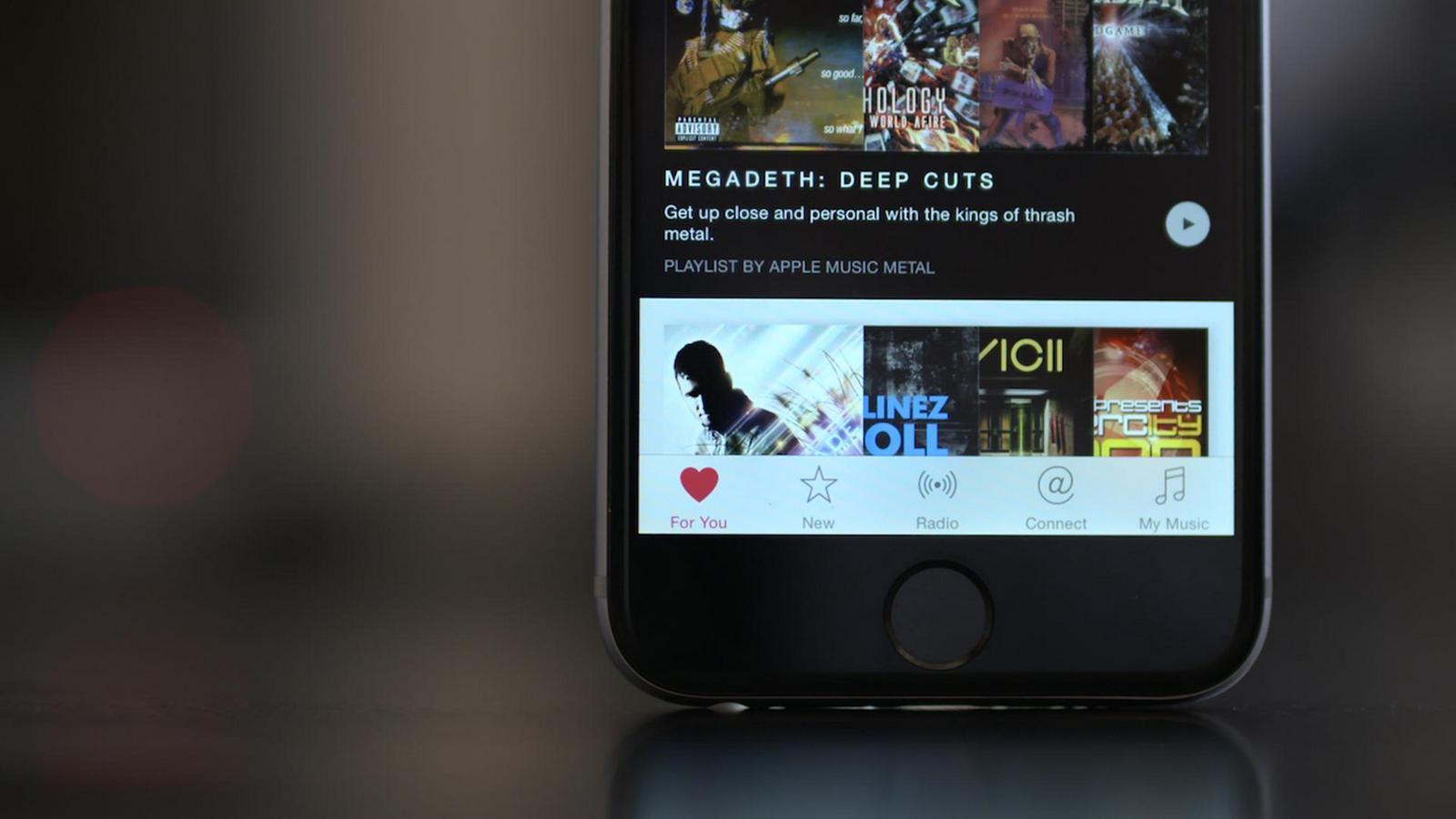 Apple сделала платным доступ кпромо-версии Apple Music