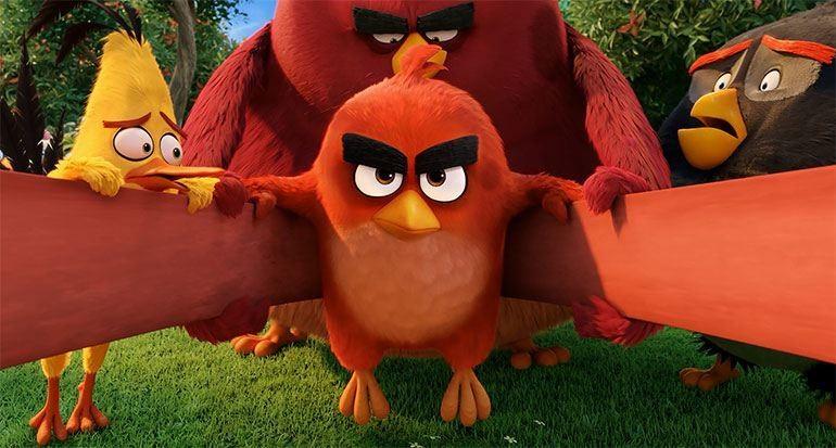 2-ой мультфильм про «злых птичек» выйдет в 2019г.