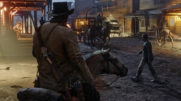 Red Dead Redemption 2 перенесли навесну последующего года