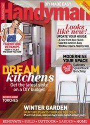 Журнал Handyman - №6 2013 (Australia)