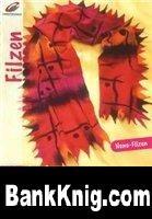 Книга Filzen: Schals aus Wolle & Stoff pdf 2,9Мб