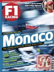 Журнал F1 Racing (май 2012)