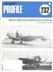 Книга Martin Maryland & Baltimore [Aircraft Profile 232]