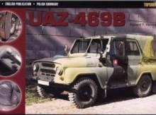 Журнал Kagero Topshots-024. UAZ-469B