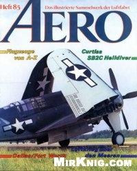 Журнал Aero: Das Illustrierte Sammelwerk der Luftfahrt №85