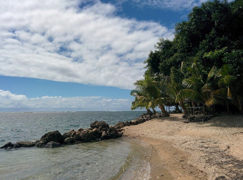 Самоа: остров Уполу
