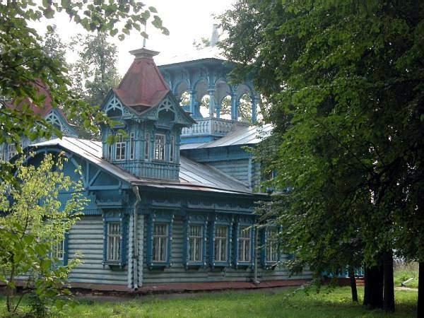 Воскресенский район Нижегородской области