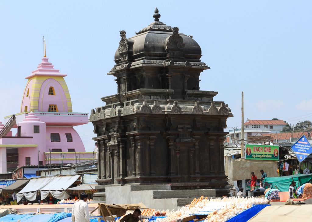 Фотография 23. Город Каньякамири, мемориал Ганди. Отзывы туристов об отдыхе в Керале
