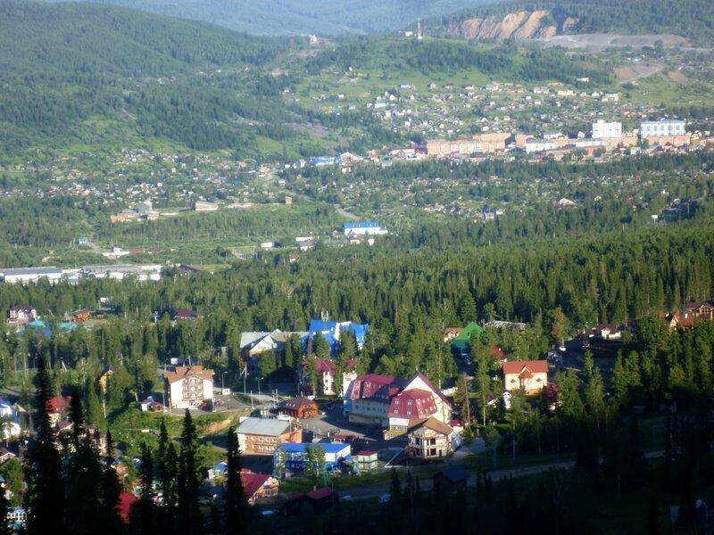 Россия, Шерегеш (Russia, Sheregesh)