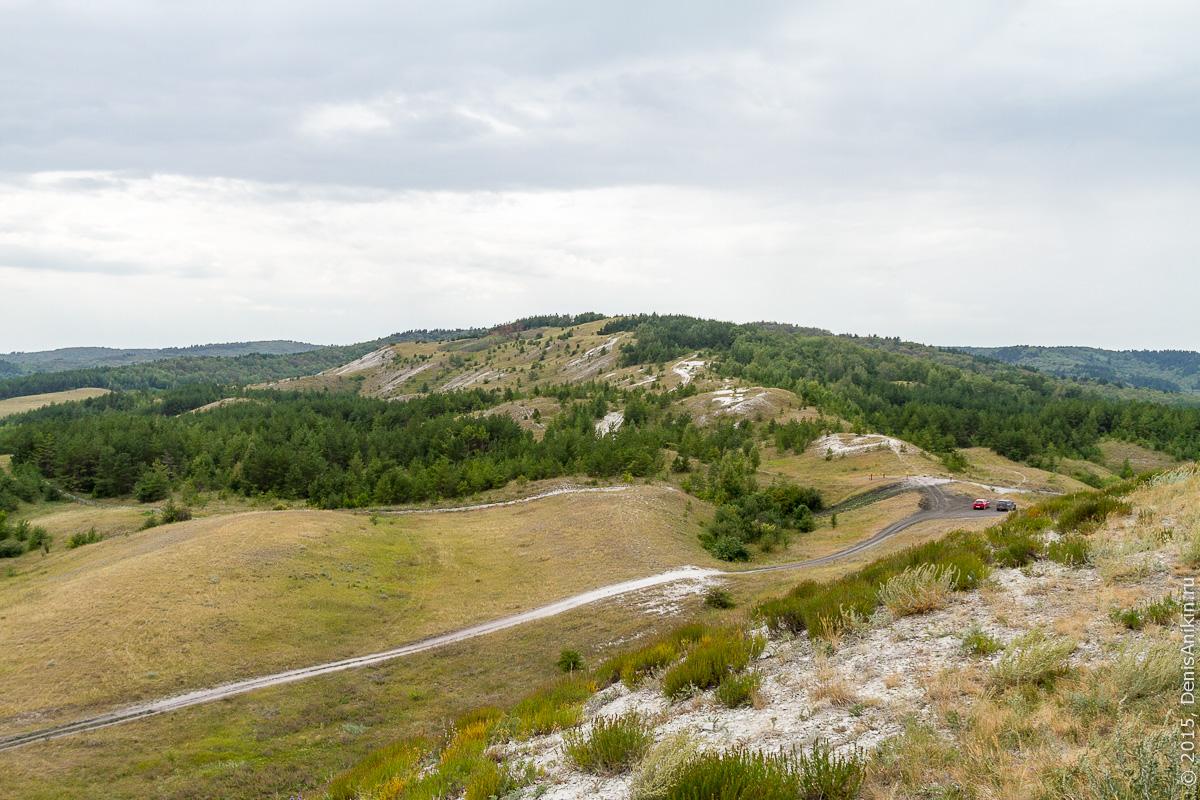 Гора Каланча Хвалынск 9