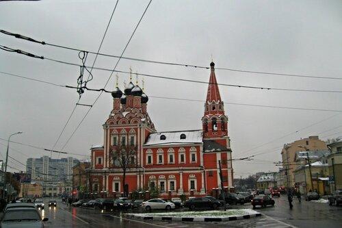Храм Николая Чудотворца на Таганке