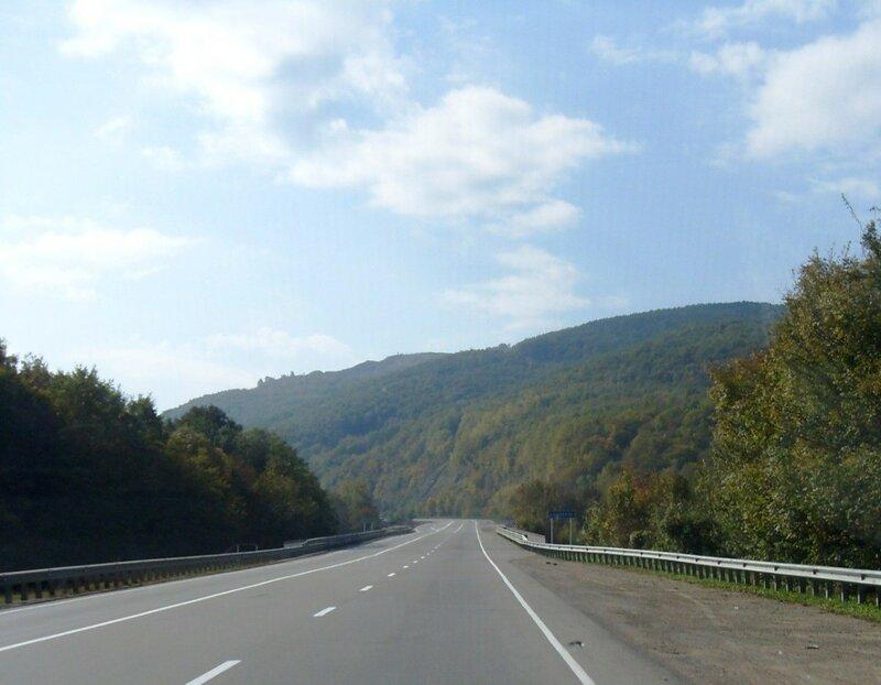 В дороге... 12 октября 2008, под Горячим Ключом, на слёте (209).JPG