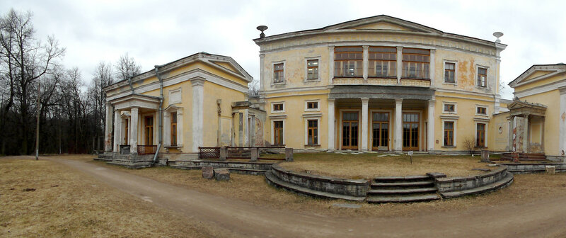 Дворец Лейхтенбергских