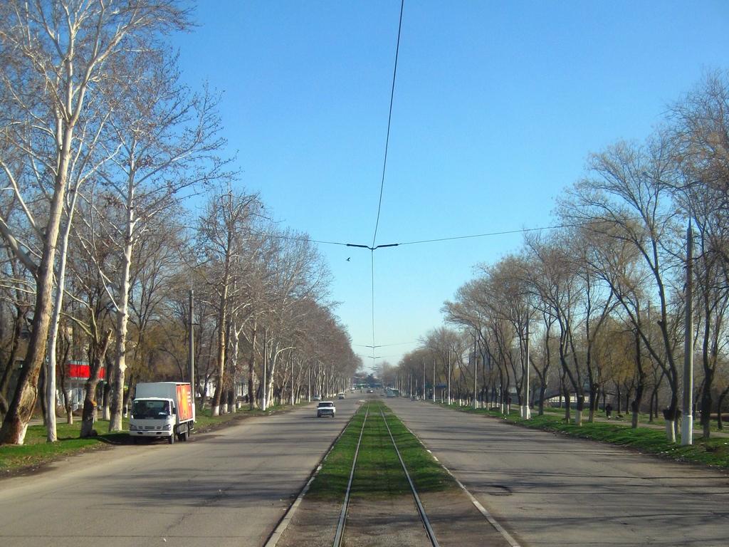Улица Каракамыш