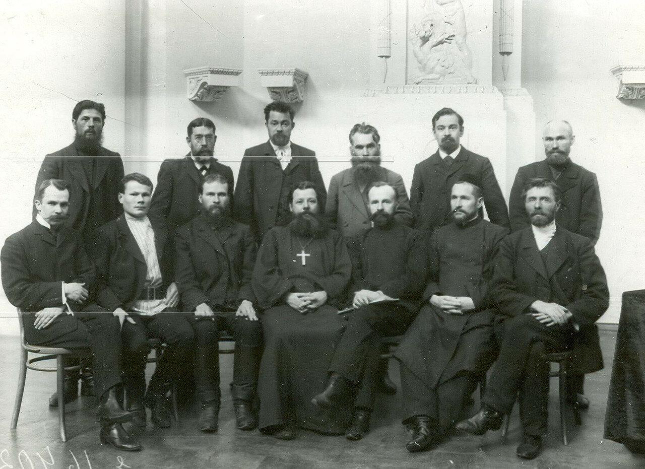 Группа депутатов Второй Государственной думы от Вятской губернии