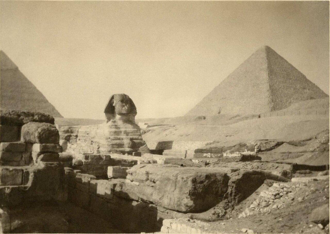 Гиза. Долина пирамид