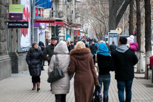 Экономически активное население Молдовы значительно убывает