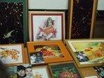 Открытие выставки к дню матери