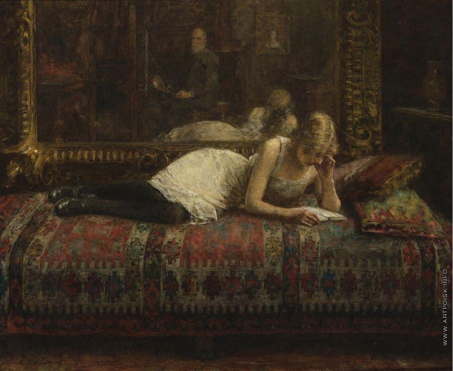 Художник и его модель. 1875.jpg
