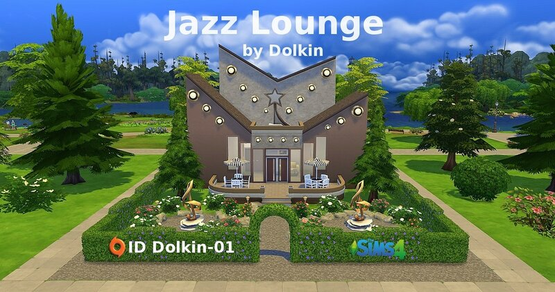 Jazz Lounge by Dolkin