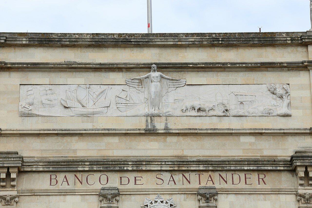 Здание банка 'Сантандер' (Edificio Banco de Santander)