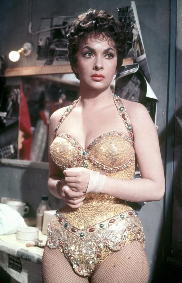 Самая красивая женщина 1960-х по прозвищу Большой Бюст — Джина Лоллобриджида
