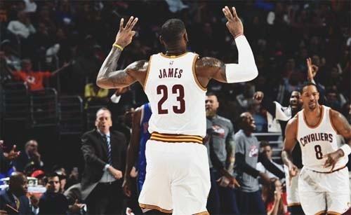 ЛеБрон Джеймс обошел знаменитого Джордана истал лидером НБА