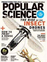 Журнал Popular Science  - January 2014