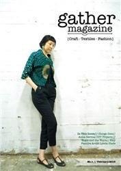 Журнал Gather Magazine №01 - February 2013
