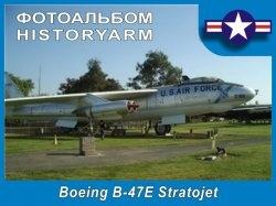 Книга Американский стратегический бомбардировщик Boeing B-47E Stratojet