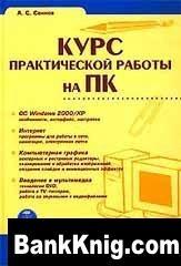Книга Курс практической работы на ПК pdf  13,5Мб