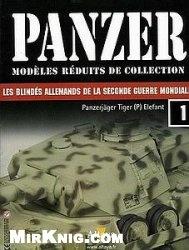 Журнал Panzerjager Tiger (P) Elefant (Sd.Kfz.184), Anzio ( Italy) [Altaya]
