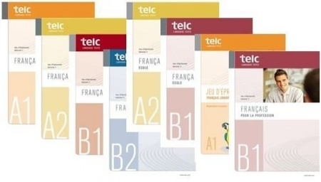 Test - Telc. Fran?ais. Manuels + Audio