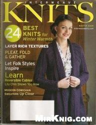 Журнал Interweave Knits 2009 Winter