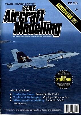 Журнал Scale Aircraft Modelling - Vol 19 No 03