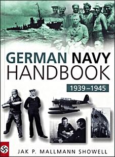 Книга German Navy Handbook 1939-1945