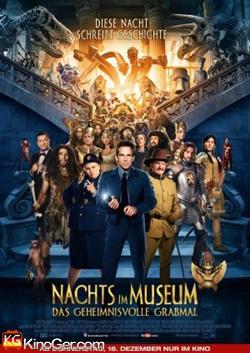 Nachts im Museum - Das Geheimnisvolle Grabmal (2014)