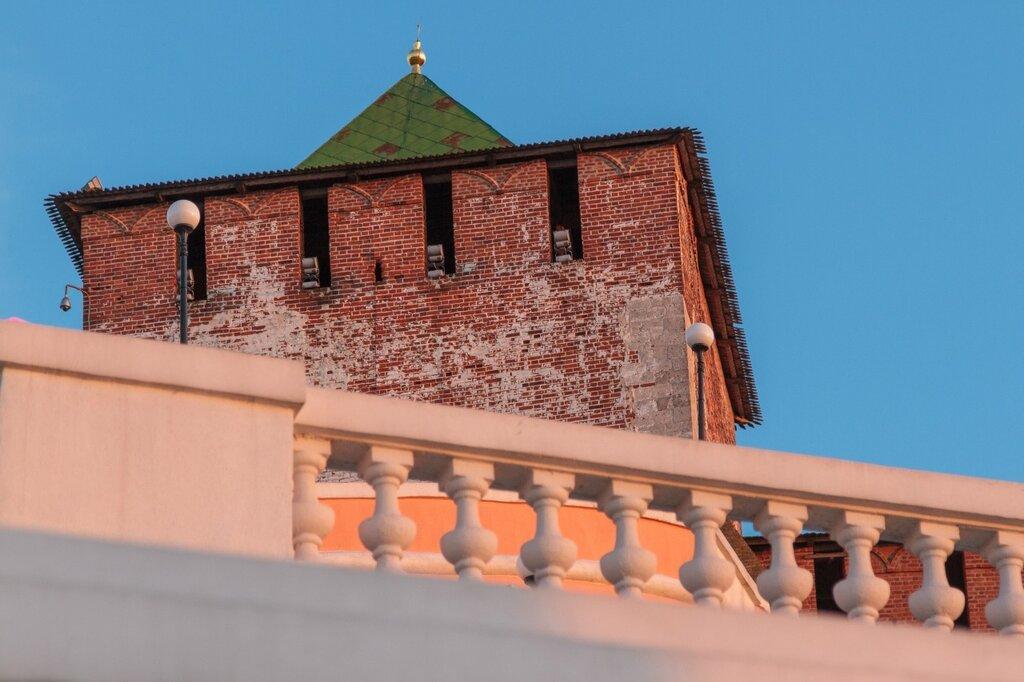 Георгиевская башня, Нижний Новгород