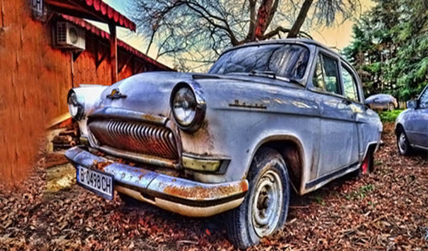 HDR Car's Photography Collections